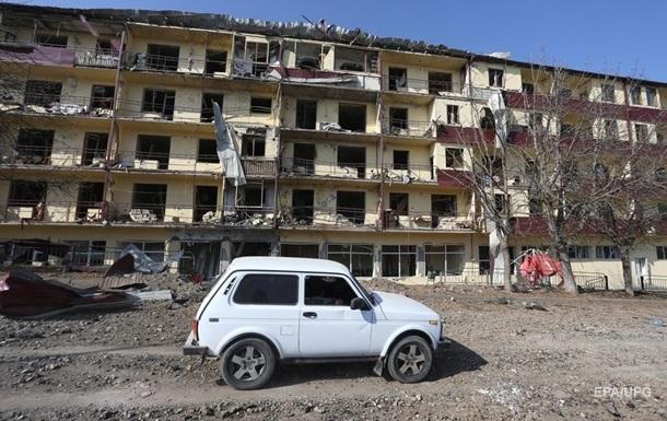 Карабах: Азербайджан уточнил число жертв среди мирных жителях