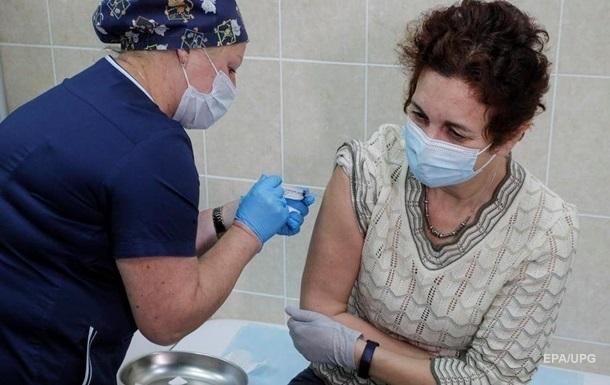 Названо етапи COVID-вакцинації в Україні