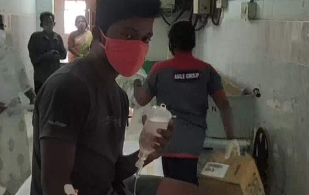 Названа возможная причина неизвестной болезни в Индии