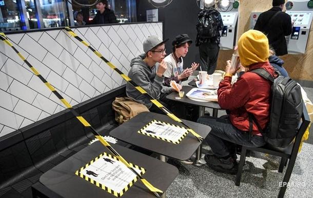 Швеция вводит жесткий карантин