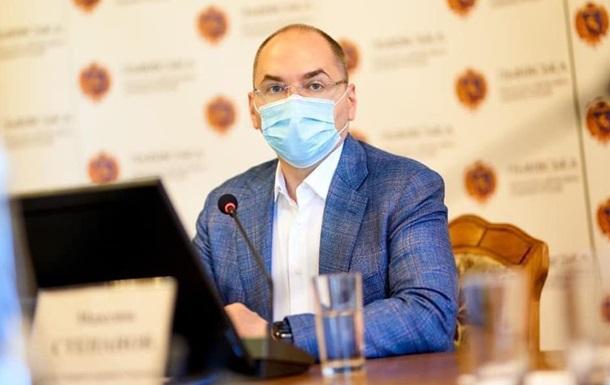 Степанов попросив у США COVID-вакцину в найкоротші терміни