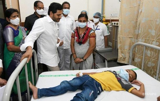 В Индии продолжает распространяться неизвестная болезнь