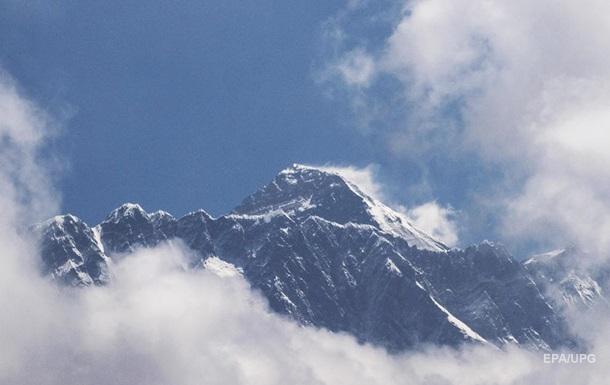 Названа новая высота Эвереста