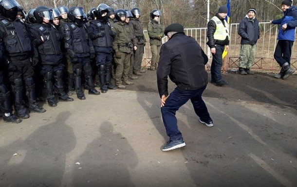 Беспорядки в Новых Санжарах: двоим фигурантам вынесли приговор