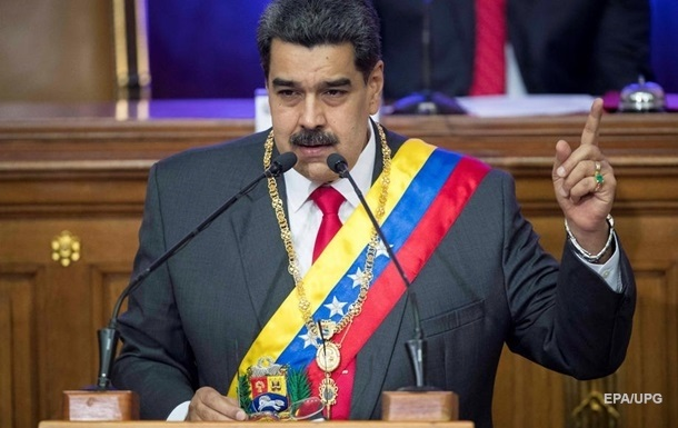 Мадуро заявив, що влада Колумбії готувала на нього замах