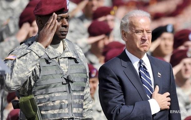 Байден назвал кандидата на пост главы Пентагона