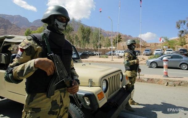 В Єгипті силовики знищили 40 терористів на Синаї