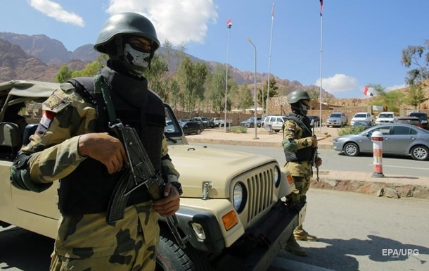 В Египте силовики уничтожили 40 террористов на Синае