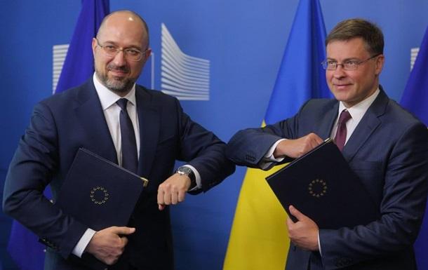 Україна отримала €600 млн траншу від ЄС