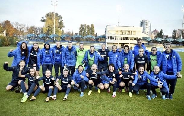 Жилстрой 2 обыграл БИИК-Казыгурт в первом матче отбора женской Лиги чемпионов