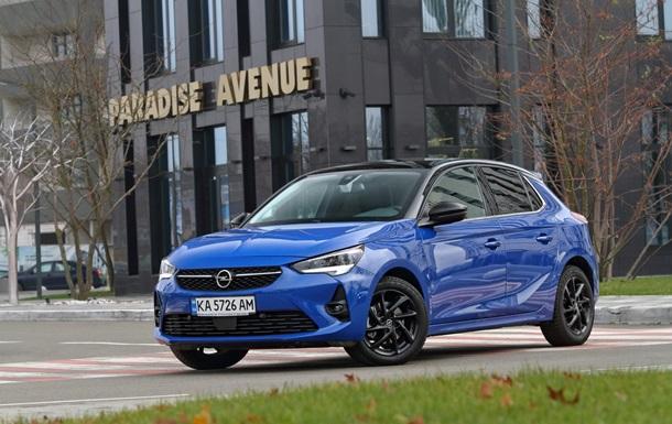 І розумний, і гарний: тестуємо Opel Corsa