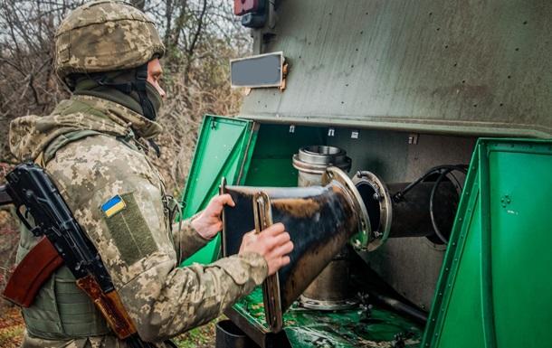 В ООС збито безпілотник сепаратистів