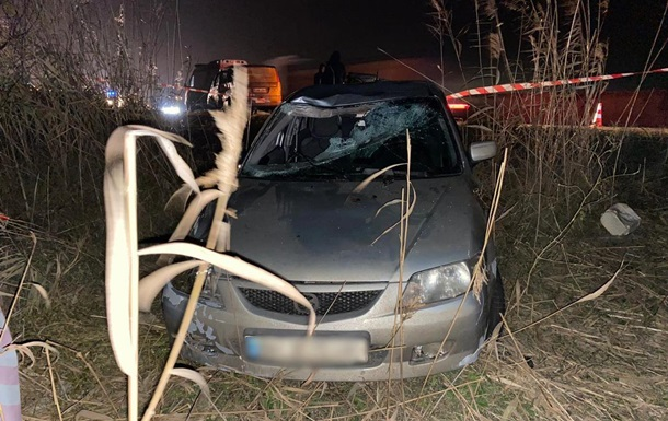 В Одессе пьяный водитель сбил троих мужчин