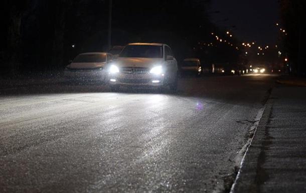 Ледяная корка. Киев утопает в пробках и ДТП