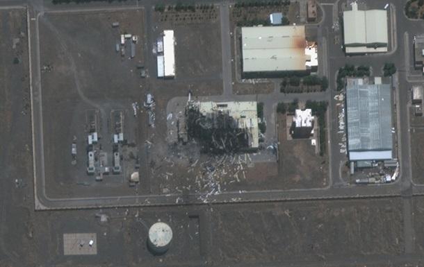 Появились кадры нового ядерного объекта в Иране