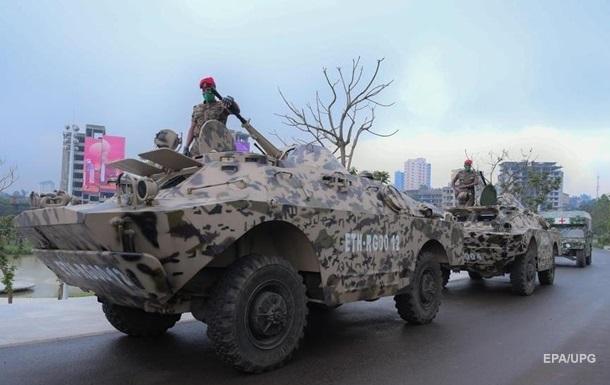 В Эфиопии силовики ликвидировали 370 повстанцев