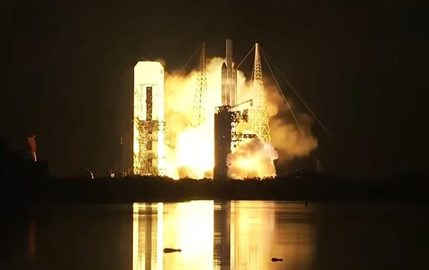 США вивели на орбіту супутник радіоелектронної розвідки