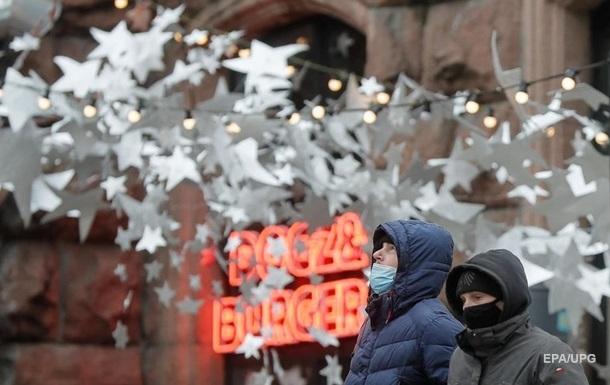 В Украине новый рекорд по смертности от COVID-19