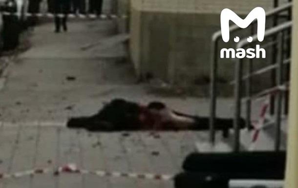 Смертник подорвался у здания ФСБ в России