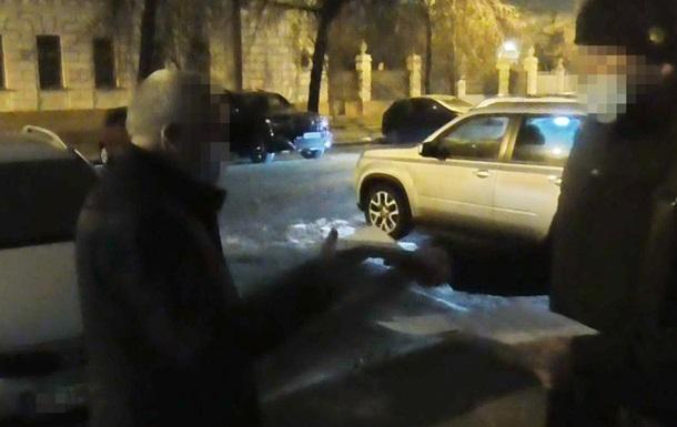 В Киеве погорел на взятке президент академии наук