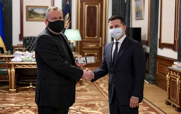 Зеленський змінив голову Дніпропетровської ОДА
