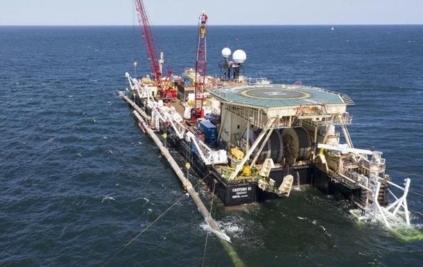 Строительство Северного потока-2 восстановлено