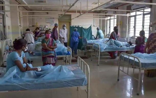 В Индии назвали причины вспышки неизвестной болезни