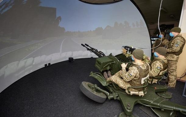 Зеленскому показали уникальный военный тренажер