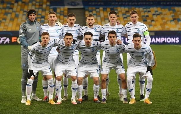 Динамо закончило первый круг в статусе зимнего чемпиона