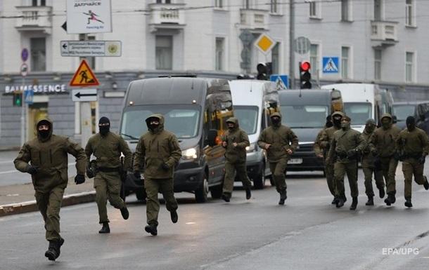 Белорусские силовики заявили о преступные приказы власти