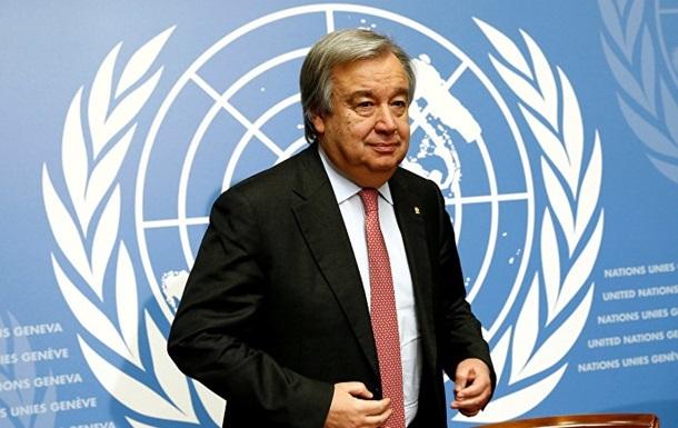 ООН закликає ввести у світі надзвичайний стан