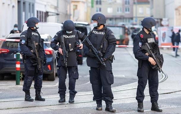 В Австрии обнаружили склад с оружием правых экстремистов