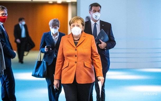 Меркель объявила о жестком карантине в Германии