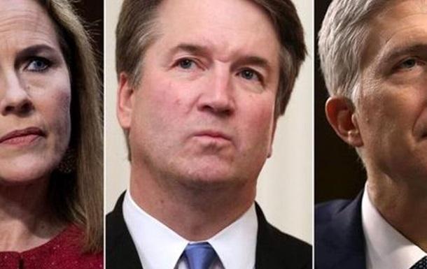 Верховний Суд США: 7 суддів – або зрадники, або злодії?