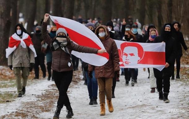 В Беларуси задержали около 140 протестующих