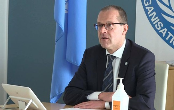 В Украину прибыл глава Европейского бюро ВОЗ