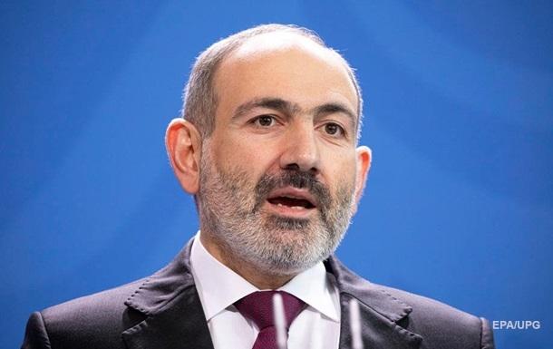 Пашинян звинуватив Азербайджан у провокаціях