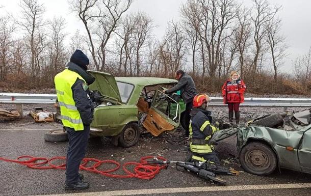 В Краматорске в ДТП пострадали шесть человек