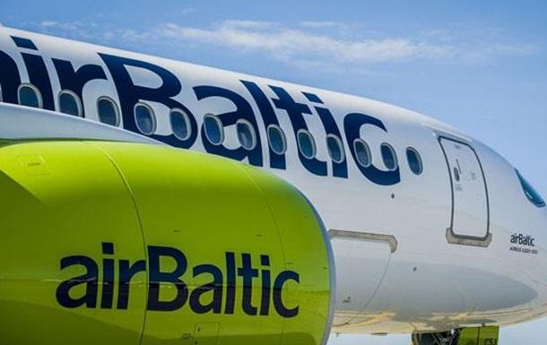 Попытка в суде восстановить долг AirBaltic перед Инвестбанком