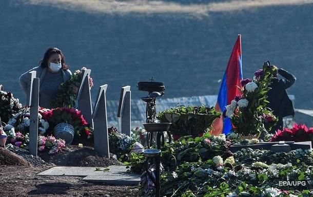 Єреван поставив у пріоритет деокупацію Карабаху
