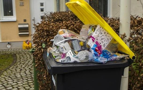 В Германии из-за пандемии увеличилось пластикового мусора
