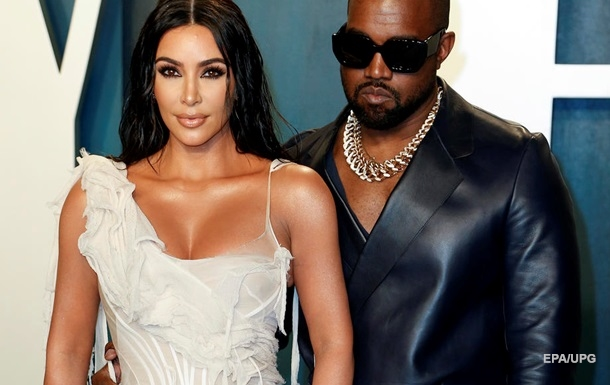 Ким Кардашьян и Канье Уэст не живут вместе – СМИ