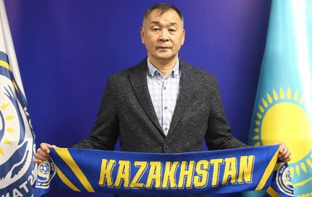 Суперник збірної України у відборі на ЧС-2022 представив нового тренера