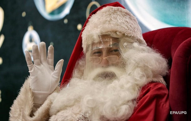 Санта Клаус на коронавірус не захворіє - ВООЗ