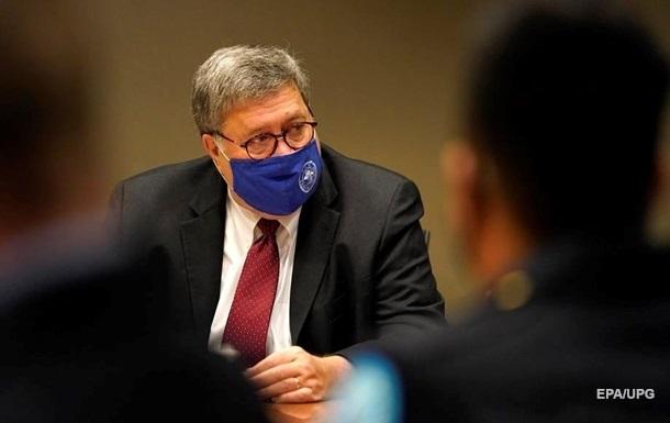 Генпрокурор США подав у відставку