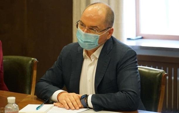 Степанов уточнив плани щодо безкоштовної вакцинації