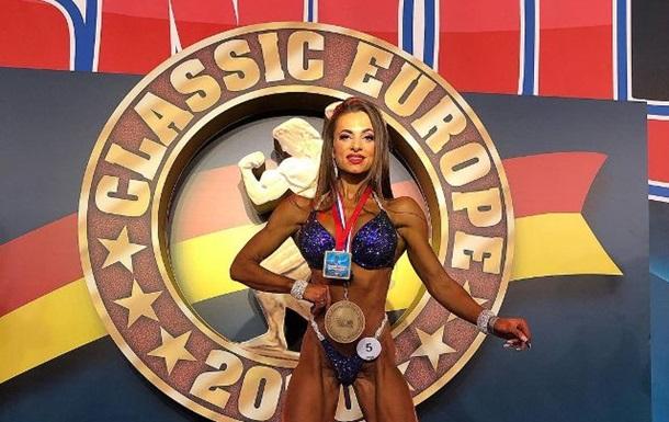 Украинка стала чемпионкой мира по фитнес-бикини