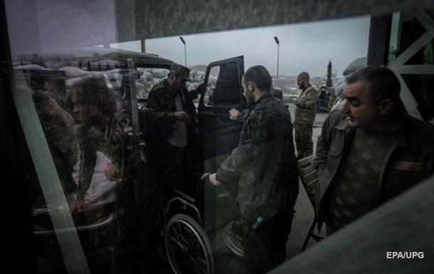 Вірменія і Азербайджан обмінялися полоненими