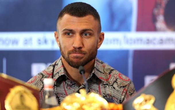 Ломаченко залишиться в легкій вазі і спробує отримати реванш з Лопесом