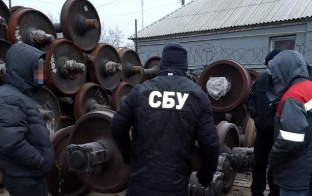 На Луганщині торгували контрафактними системами для залізничного транспорту